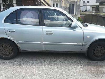 gebraucht Hyundai Accent CRDi/ 5 FL Limousine