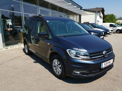 gebraucht VW Caddy Austria Plus TSI