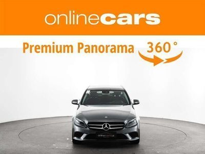 gebraucht Mercedes C220 d Avantgarde Aut. LED NAVI RADAR LEDER R-KAMERA