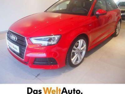 gebraucht Audi A3 Sportback 2.0 TFSI sport quattro