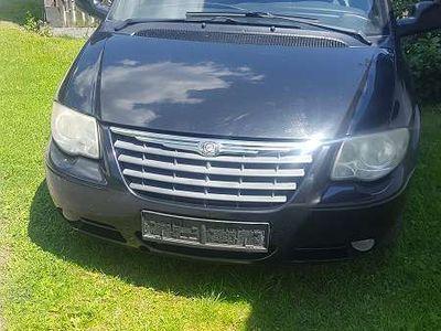 gebraucht Chrysler Voyager lx crd Kombi / Family Van