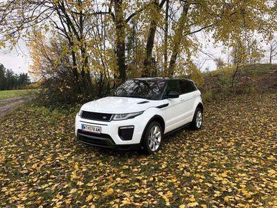 gebraucht Land Rover Range Rover evoque HSE Dynamic 2,0 TD4 Aut.