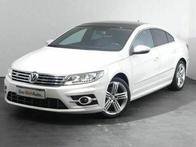 gebraucht VW CC VolkswagenSport BMT TDI 4MOTION DSG