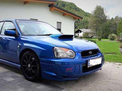 gebraucht Subaru Impreza WRX 2.0 Turbo RHD Limousine,