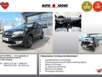gebraucht Dacia Sandero Stepway Prestige II *Navi/Leder* 12M. Gewährl.*