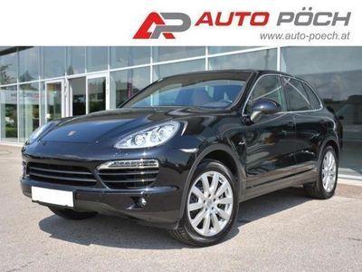 gebraucht Porsche Cayenne II 3,0 Diesel Aut. /Panorama/Luftfahrwerk/