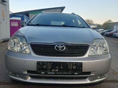 gebraucht Toyota Corolla Kombi 1,4 VVT-i Linea Sol Kombi / Family Van