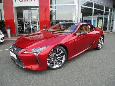 gebraucht Lexus LC 500 Sport Sportwagen / Coupé,
