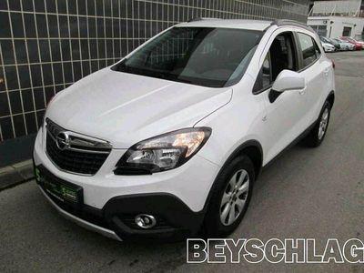 gebraucht Opel Mokka X Mokka 1,6 ecoflex Edition Start/Stop System, Edition, 116 PS, 5 Türen, Schaltgetriebe
