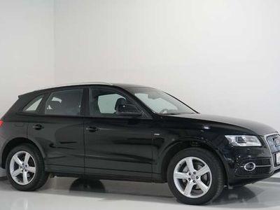gebraucht Audi Q5 2,0 TDI quattro Sport/1.Besitz/S-Line/Navi/Xenon