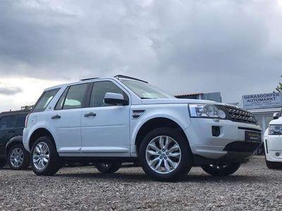 gebraucht Land Rover Freelander 2,2 SD4S 4X4 Aut. *Panorama*Leder*1-Besitz*Kredit*