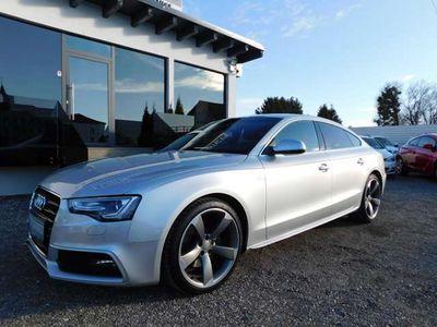 gebraucht Audi A5 Sportback 3,0 TDI DPF Aut.**2x S-LINE**79TKM**