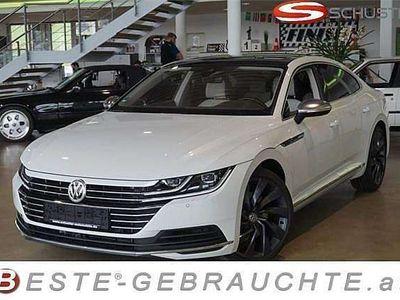 gebraucht VW Arteon 2,0 TSI 4Motion Highline DSG Limousine,