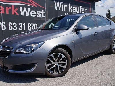 gebraucht Opel Insignia 1,6 CDTI Aut. Limousine