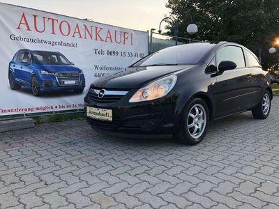 gebraucht Opel Corsa 1,2 Style Easytronic **Motor wird heiß** Limousine