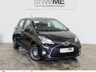 brugt Toyota Yaris 1,3 dVVT-i Active Limousine,