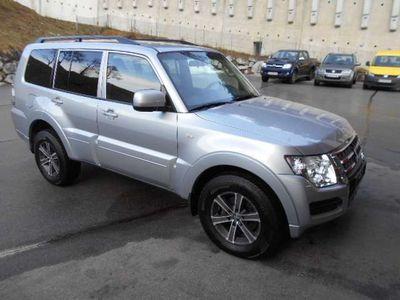 gebraucht Mitsubishi Pajero Wagon Inform Austria Edition 35 3,2 DI-D TD SUV / Geländewagen