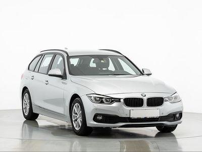 gebraucht BMW 320 d Touring Advantage Aut.