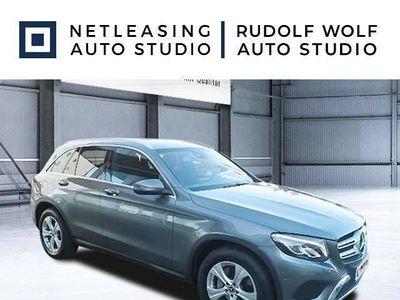 gebraucht Mercedes GLC250 d 4M Exclusive+LED High+Navi+el.Heckklap