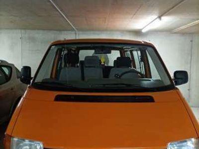 gebraucht VW Caravelle T43-3-3 2,5 TDI