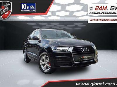 gebraucht Audi Q3 2,0TDI*SPORTQUATTRO*S Line*NAVI*TOP!!! SUV / Geländewagen