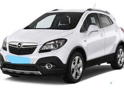 gebraucht Opel Mokka Edition 1.7 CDTI SUV / Geländewagen
