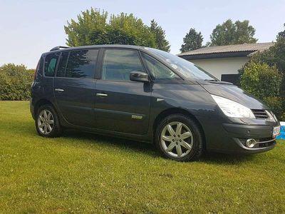 brugt Renault Espace 2.0 DCI Alcantara 130 Kombi / Family Van,