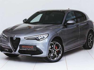 gebraucht Alfa Romeo Stelvio StelvioVeloce 2,0 16V 280 AT8 Q4