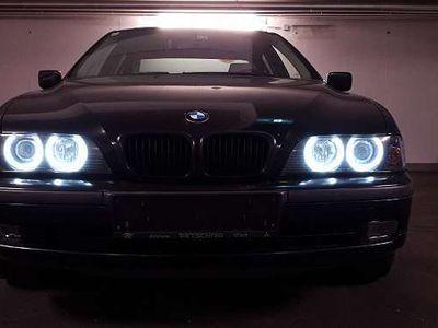 gebraucht BMW 525 5er-Reihe TDS e39 Limousine