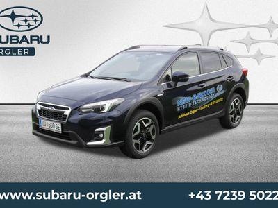 gebraucht Subaru XV 20i e-Boxer CVT Style Navi Allrad Aut.