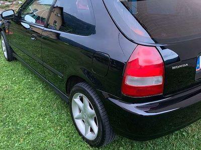 gebraucht Honda Civic Sportwagen / Coupé