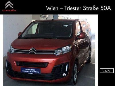 gebraucht Citroën Spacetourer BlueHDI 180 S&S EAT8 XL Business Kombi / Family Van