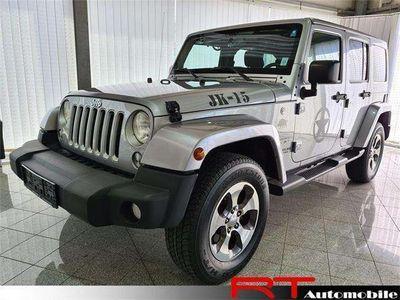 gebraucht Jeep Wrangler 3,6 V6 Sahara