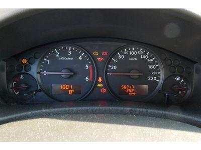 gebraucht Nissan Navara Double Cab 2,5 dCi SE 4x4 SUV