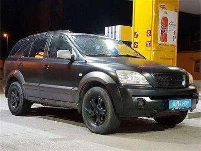 gebraucht Kia Sorento 2,5 CRDI SUV / Geländewagen