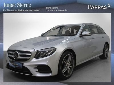 used Mercedes E220 T Austria Edition 4MATIC Aut. *AMG Line *Comand