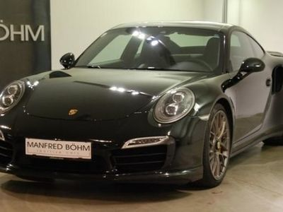 used Porsche 911 Turbo S Coupe PDK Modell 991