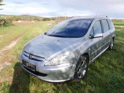 gebraucht Peugeot 307 SW 1,6 HDi 110 (FAP)