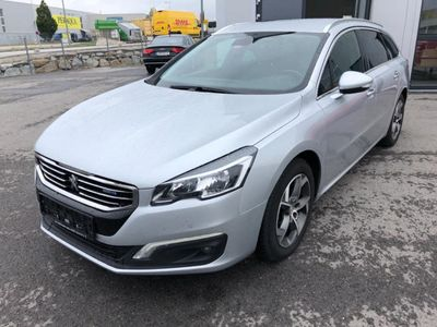 used Peugeot 508 SW 2,0 BlueHDI 180 S AUTOMATIC