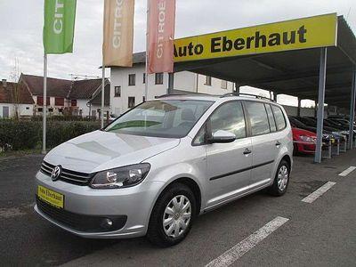 gebraucht VW Touran Trendline 1,6 TDI *Tempomat *Parksensor