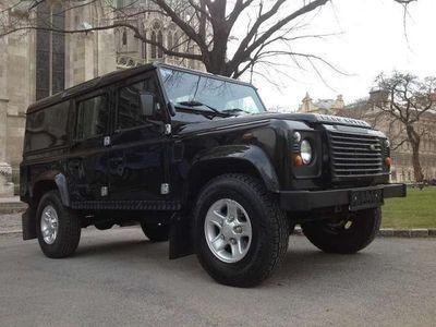 gebraucht Land Rover Defender 110 2,4TD - ERSTBESITZ