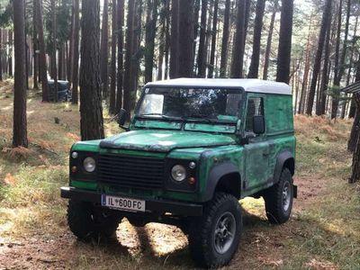"gebraucht Land Rover Defender 90"" Station Wagon E 2,5 Td5"