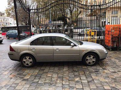 gebraucht Ford Mondeo 2.0 TDCI GHIA Limousine,