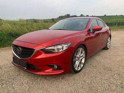 gebraucht Mazda 6 CD175 Revolution Top Aut. Limousine