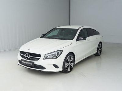 used Mercedes CLA180 Shooting Brake CLA-Klasse d Kombi / Family Van,