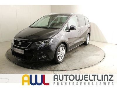 gebraucht Seat Alhambra Executive 2,0 TDI CR DSG Kombi / Family Van