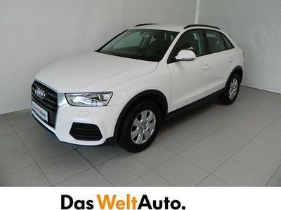 brugt Audi Q3 2.0 TDI intro