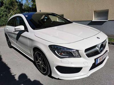 gebraucht Mercedes CLA200 Shooting Brake CDI AMG Sport Paket