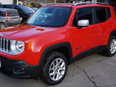 gebraucht Jeep Renegade 2,0 MultiJet II 140 Limited AWD