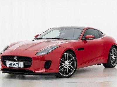gebraucht Jaguar F-Type Coupe 2.0 i4 Aut.